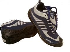 Shop or Gift Alex Sports Cool Air Blue And White Running Shoes Online.