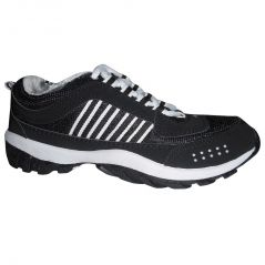 Shop or Gift Binqo Sports Cool Air Black And White Running Shoes_BINQO Online.
