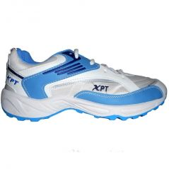 Shop or Gift Xpert Sports Cool Air White And Blue Running Shoes Online.