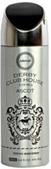 Armaf Derby Club House Ascot Deodorant Spray  -  200 ml (For Men)
