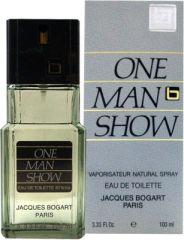 Jacques Bogart One Man Show EDT  -  100 ml (For Men)