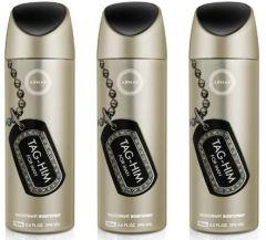 Set Of 3 Armaf Tag-him Deodorant For Man - 200 Ml