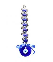 7 HORSE EVIL EYE HANGING FOR PROTECTION