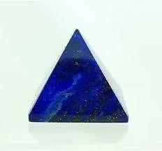 Lapis Pyramid (Crystal Healing) Pyramids Fengshui Vastu Lapiz Pyramid
