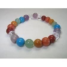 Chakra Stone Power Bracelet Small (Crystal Healing) Fengshui Vastu