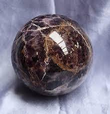 100 Percent Genuine Amethyst Sphere (150 Gram) (Crystal Healing) Amethyst Ball