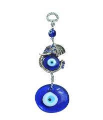 EVIL EYE ELEPHANT HANGING FOR PROTECTION & PROSPERITY