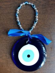 Big Evil Eye Hanging Feng Shui Vastu Evil Eye Repellent Najar Raksha