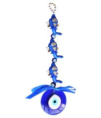 3 GANESH JI EVIL EYE HANGING FOR PROTECTION & PROSPERITY