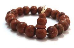 Gold Stone Power Bracelet Small (Crystal Healing) Fengshui Vastu
