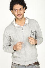 27ashwood Men's Wear - 27Ashwood Grey Mens Pullover