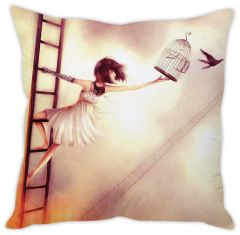 Stybuzz Freedom Cushion Cover