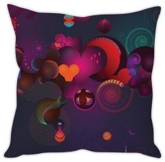 Stybuzz Abstract World Cushion Cover