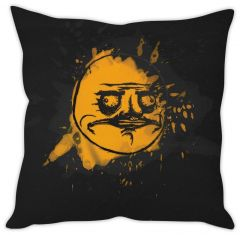 Stybuzz Meme Face Cushion Cover