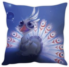 Stybuzz Mystery Bird Cushion Cover