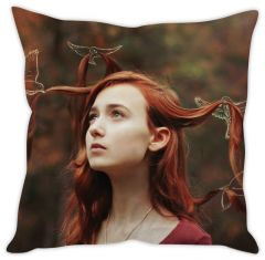 Stybuzz Imaginary Birds Cushion Cover