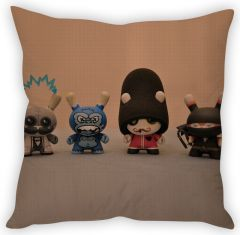 Stybuzz Angry Toons Cushion Cover
