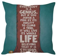Stybuzz Life Quote Cushion Cover