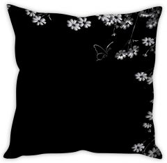Stybuzz Floral Abstract Cushion Cover