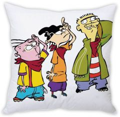 Stybuzz Ed, Edd, Eddy Cushion Cover