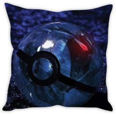 Stybuzz Crystal Poke Ball Cushion Cover