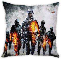 Stybuzz Battlefield Cushion Cover