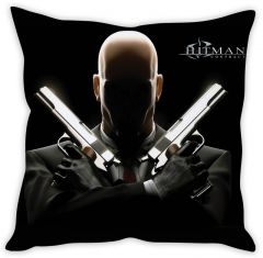 Stybuzz Hitman Cushion Cover
