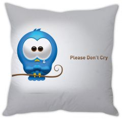 Stybuzz Pleading Bird Cushion Cover