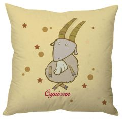 Stybuzz Capricorn Zodiac Cushion Cover - CC01561