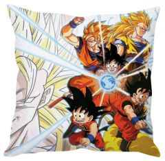 Stybuzz Goku Dbz White Cushion Cover