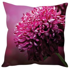 Stybuzz Pink Flower Pink Cushion Cover