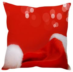 Stybuzz Santa Hat Red Cushion Cover