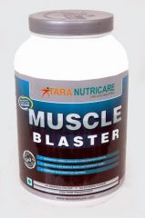Tara Nutricare Health & Fitness - Tara Nutricare - Muscle Blaster Protein Blend In Vanilla Flavour