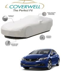 Body covers for cars - Coverwell Dupont Tyvek Custom Made Scratch Less Car Body Cover For Honda Civic