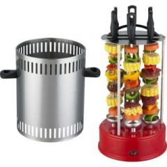 Electric Barbecue Vertical Rotisserie Grill Kabab And Tikka Maker- Polaris