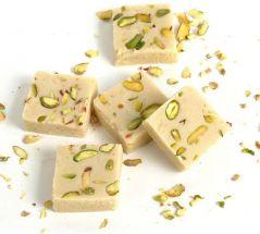 Indian Sky Shop's Delicious Mawa Barfi Sweet. 500 grams