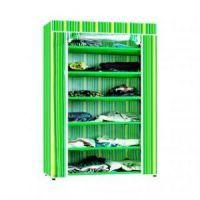 6 Layer Multi-purpose Storage Rack Cum Shoe Rack With Cover