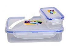 SKI Homeware Lock & Seal Lunch Box (1000ml)