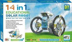 14in1 Educational Solar Robot Diy Kit