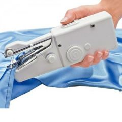 Battery Operated Handheld Mini Sewing Machine