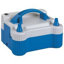 Blocks, Activity Sets - Electric Balloon Pump Two Inflation Ports For Home Party Functions 18000pa