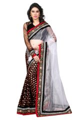 Styloce Bollywood Style Net Saree 1245