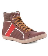 Guava Classic Leather Ankle casuals-GV15JA176