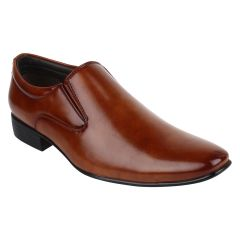 Guava Party Tan Formal Shoes for Men - Product Code (GV15JA184)