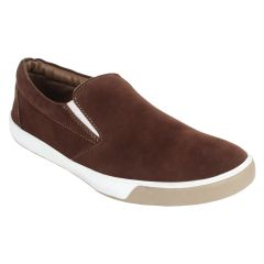 Guava Casual Brown Slip-ons  - GV15JA276