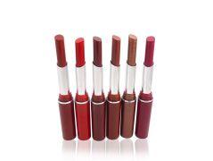 Steel Paris Crystal Moisturising Lipstick  Free Liner & Rubber Band-MMPPP-S1