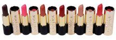 Ads Long Lasting Lipstick Free Liner & Rubber Band-Goptt-U-D  (Code - A06177-2-D-LT26-M-Eylnr-FL)