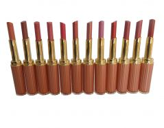 Set Of 12 Tlm Gci Bright Moist Lipstick