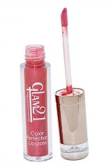 Glam 21 Color Perfection Lip Gloss  With Liner & Rubber Band -Rhp-D3-(Code-GM-E351-D3-LPGL-LT28-M-Eylnr-FL)