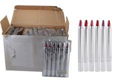Sutsyu Long Lasting Lipstick Pack Of 12 Pkt- Poa-(Code - STU-L-168-12PCT-lpsk-LT32-WS)